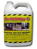 Industrial Anti-Slip Treatment for Natural Stone or Hard Tile Indoor and Outdoor