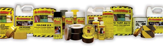 No Skidding Slip and Fall Prevention Products