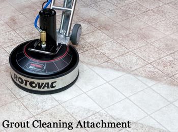 Rotovac 360i Tile and Grout Cleaning Attachment