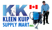 Carpet Steam Cleaning Machines | Extractors | Portables Logo